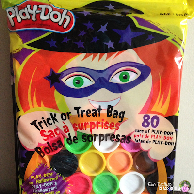 Photo of Play-Doh package.