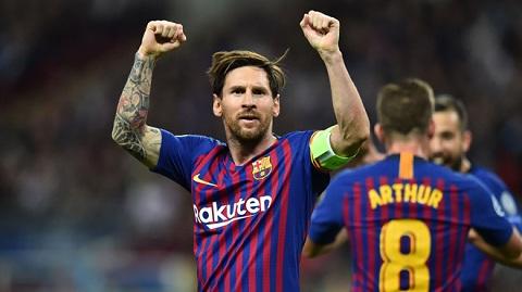 Lionel Messi rất quan trọng đối với đội bóng Barcelona.