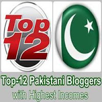 Top Pakistani Bloggers