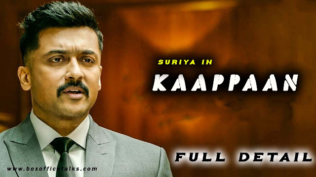 Kaappaan - Tamil movie