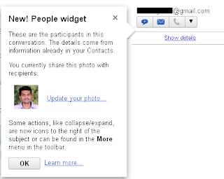 New! People Widget