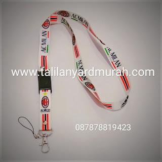 Tali lanyard AC Milan