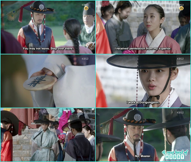 yun sung help ra on escaping the palace - Love In The Moonlight - Episode 14 Review (Eng Sub) - park bo gum & kim you jung
