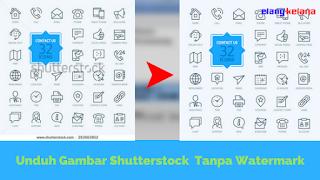 Shutterstock merupakan situs yang menyediakan bermacam macam gambar beresolusi tinggi Tutorial Download Gambar di Shutterstock Tanpa Watermark