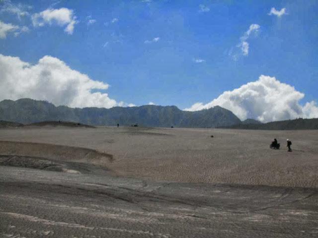 padang pasir indonesia