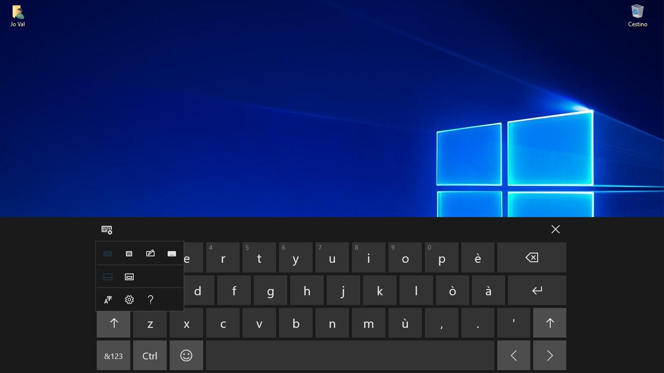 Nuova-tastiera