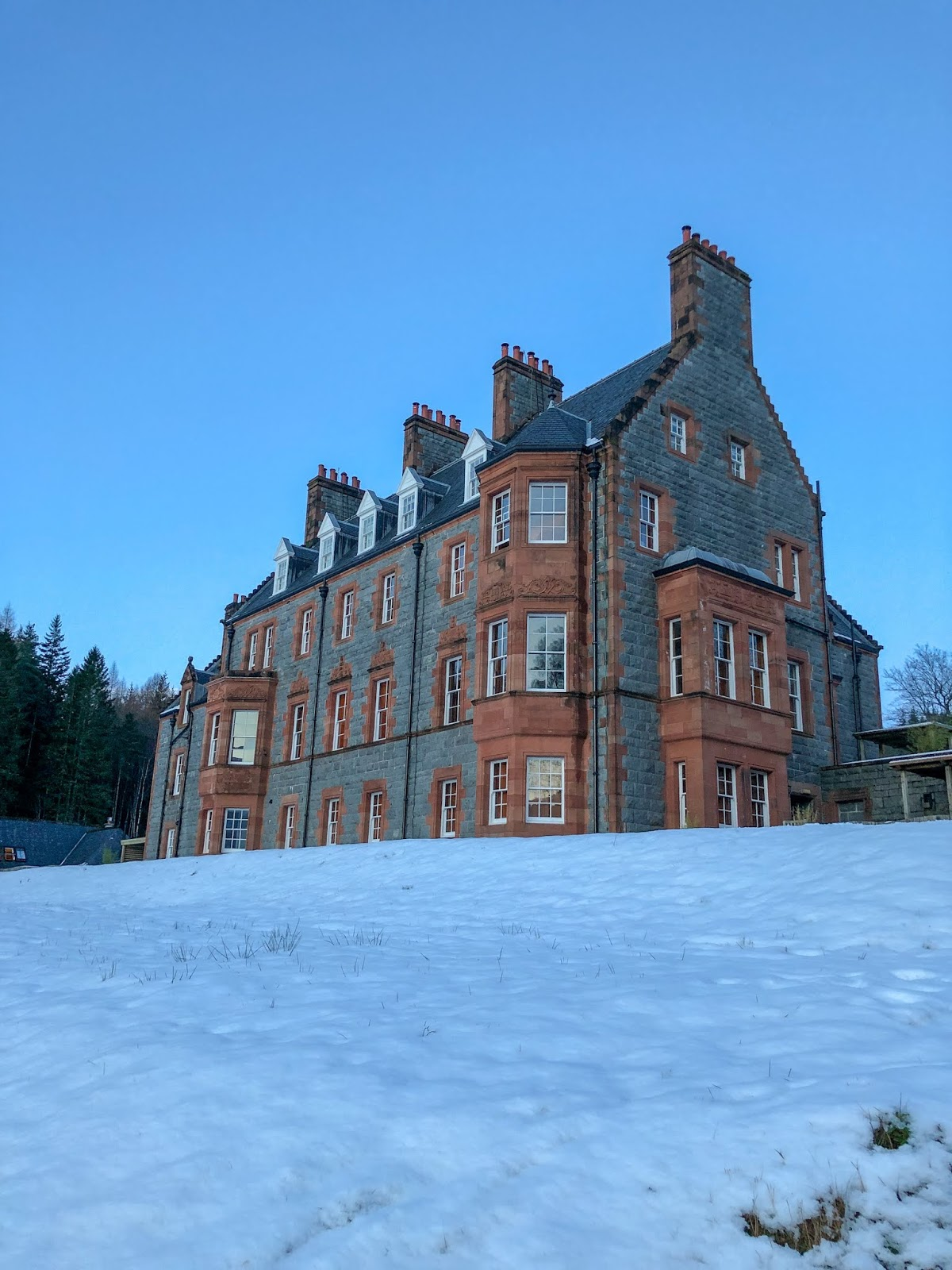 glencoe house scotland