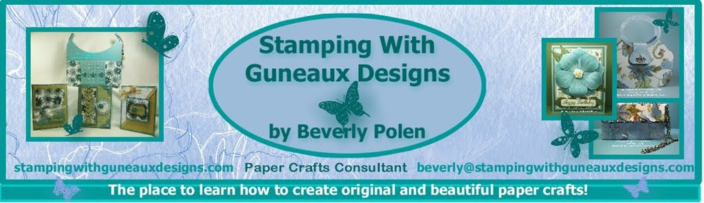Guneaux Designs by Beverly Polen