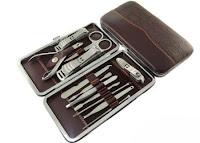 12-piece Manicure Set