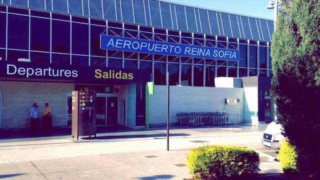 Aeroporto Tenerife Sul