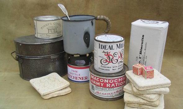 Emergency Drink Water Canned World War Uk