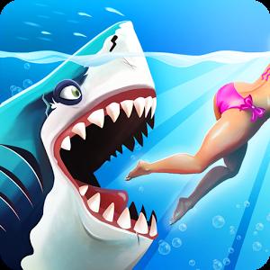 Hungry Shark World MOD APK terbaru