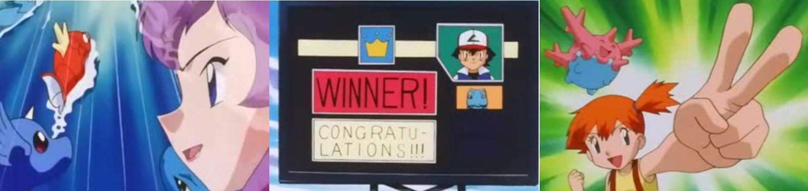 Pokemon Capitulo 7 Temporada 5 Duelo de Héroes