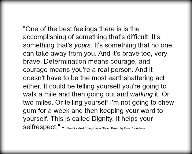 Quote on Bravery