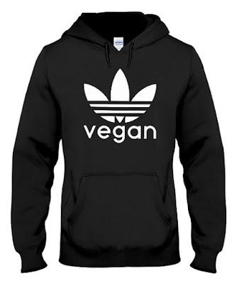 vegan adidas hoodie sweatshirt sweater