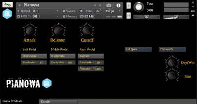 Download Pianowa for Kontakt – Free piano by Autodafe