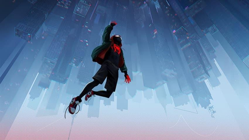 Человек-паук Через вселенные, Человек-паук, Spider-Man Into the Spider-Verse, Spider-Man, Marvel, 2018, Рецензия, Обзор, Review