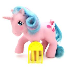 My Little Pony Buttons Year Six Movie Star Ponies G1 Pony