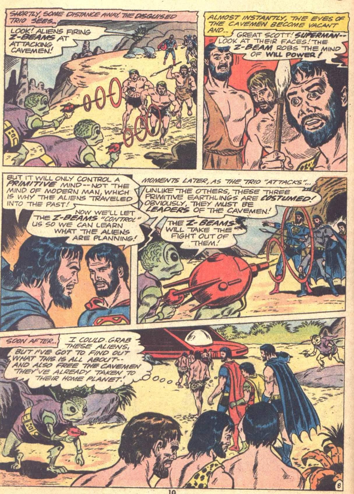 Read online World's Finest Comics comic -  Issue #206 - 10