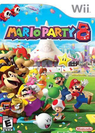 Juegos Para Wii 2018 Mega Wbfs Mario Party 8 Wii