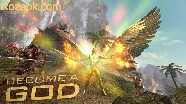 Gods Of Egypt Game Mod Apk (Endless Skills) v1.0 Latest Version For Android