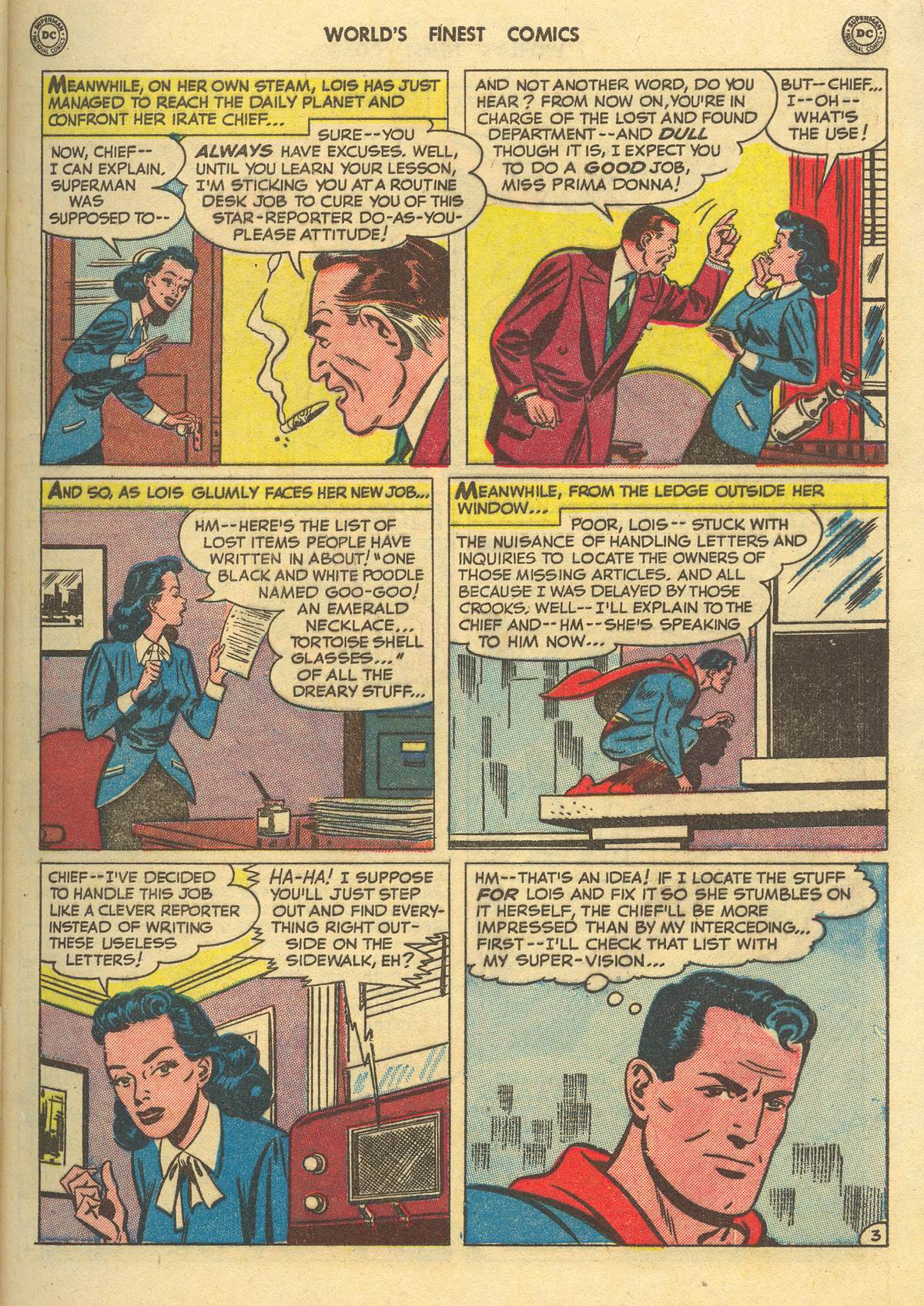 Read online World's Finest Comics comic -  Issue #51 - 5