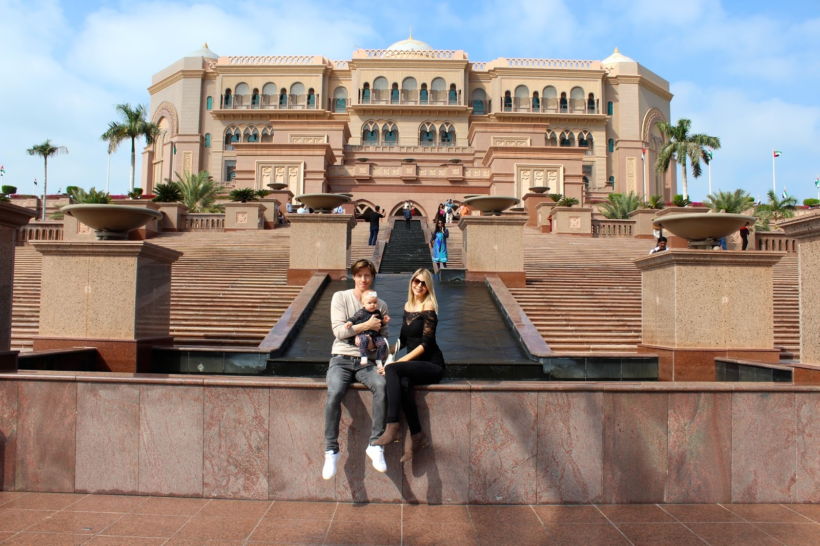 An Inspirational Stay at the Emirates Palace