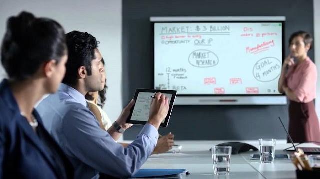 Fungsi dan Kegunaan Papan Tulis Elektronik SmartKapp