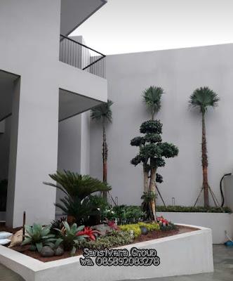 Jasa pembuat taman di Jakarta Selatan