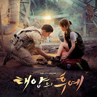 Tracklist : OST. Descendants of The Sun