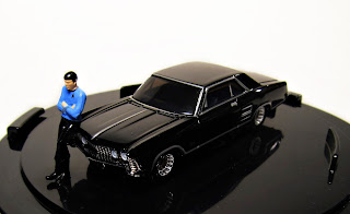 Hot Wheels Star Trek  Spock