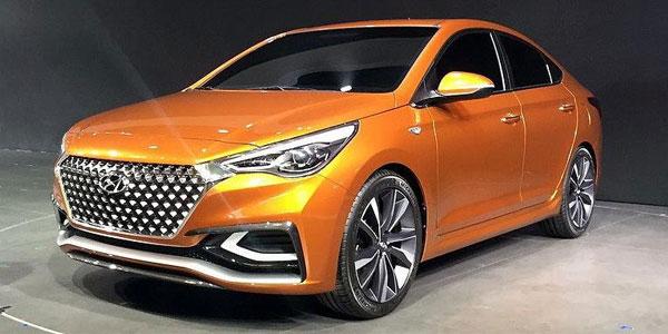 Next-Gen 2017 Hyundai Verna Hd Images