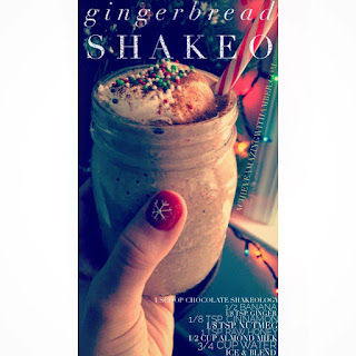 shakeology, cafe latte shakeology, healthy coffee recipe, clean eating coffee, 21 day fix coffee recipe, chocolate shakeology recipe, shakeology gingerbread recipe
