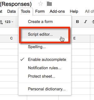 Google Script - Create Calendar Events from Spreadsheet Data
