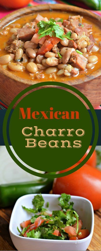 Charro Beans - Authentic Mexican Recipe