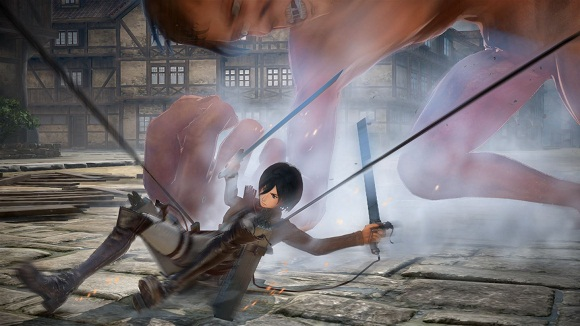 Attack on Titan 2 Repack PC Free Download Screenshot 2