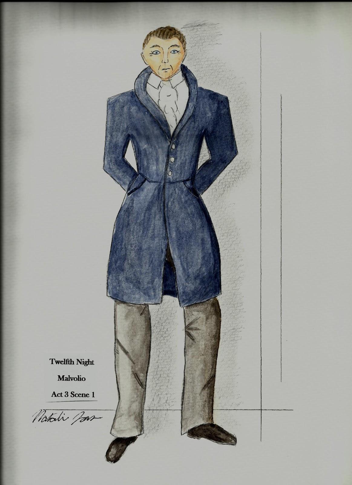 Costume Design Samples