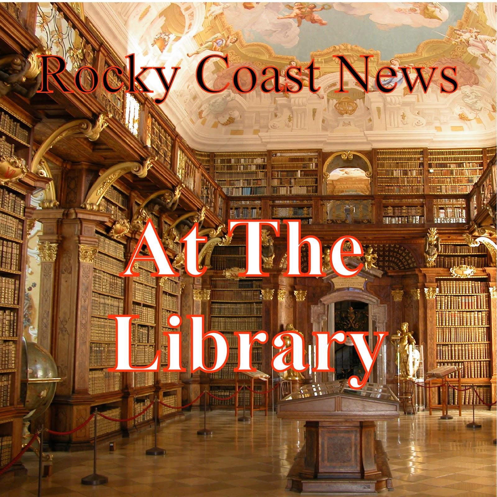 Rocky Coast News: Five Maine Public Libraries Designated ...
