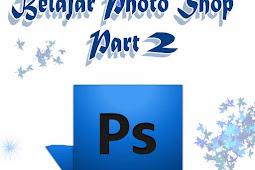Belajar Photoshop Untuk Pemula - Part 2 Toolbox