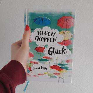 RegenTropfenGlück von Jana Frey