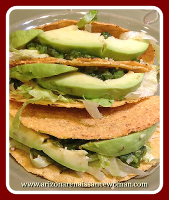 Pavo Verde Green Turkey Tacos