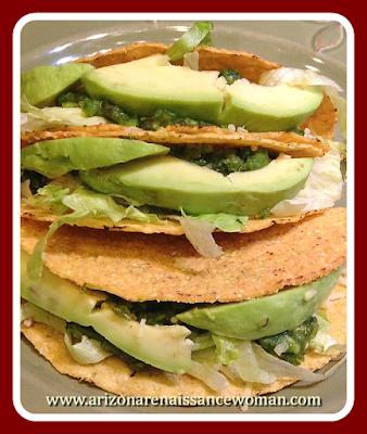 Pavo Verde Green Turkey Tacos