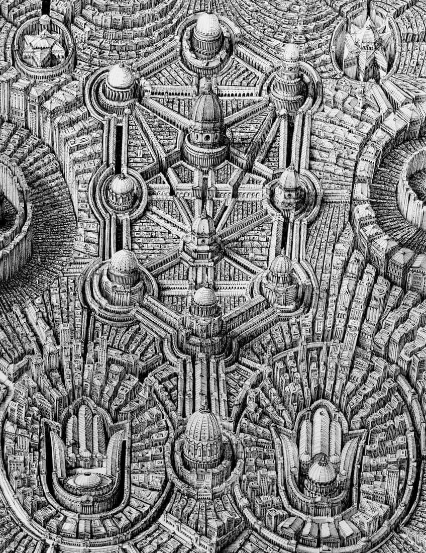 02-Tree-of-Life-Super-Detailed-Architectural-Drawings-with-Video-www-designstack-co