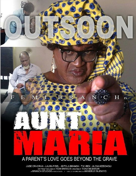 aunt maria nollywood movie
