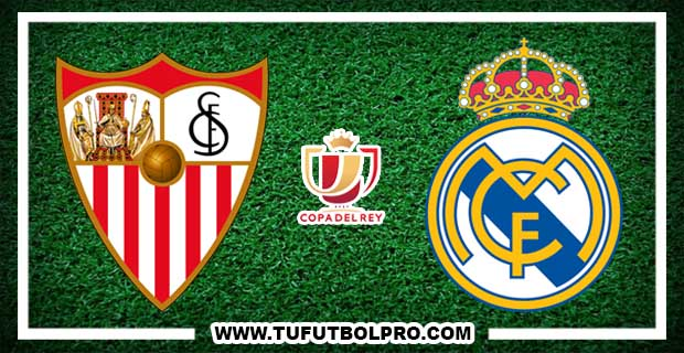Ver Sevilla vs Real Madrid EN VIVO Por Internet Hoy 12 de Enero 2017