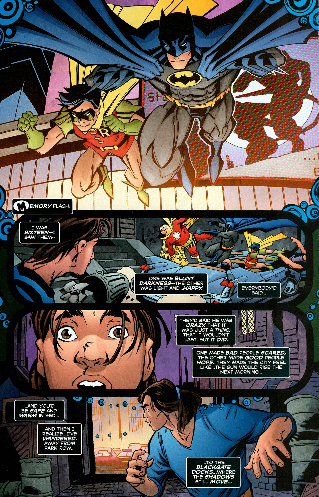 Read online Trinity (2008) comic -  Issue #18 - 23