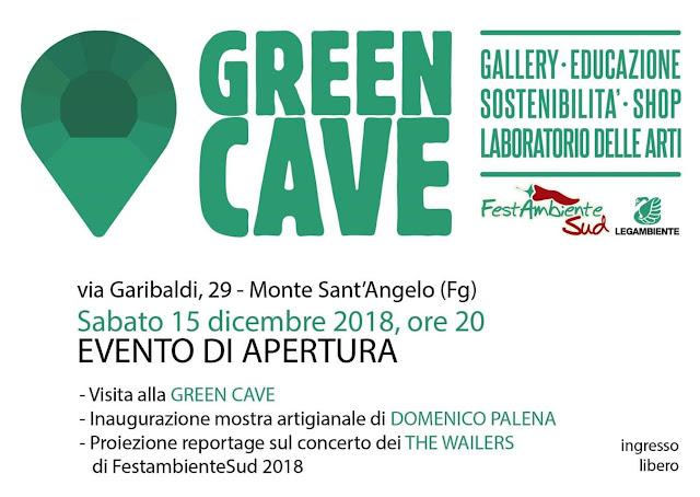 Monte Sant'Angelo, al Green Cave presentazione de La Lupa e di Se stasera viene il mare