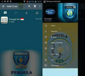 BBM Persela V3.0.0.18 MOD Update Terbaru By Trangga Ken