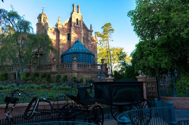 Haunted Mansion - 2018 Disney World Tips