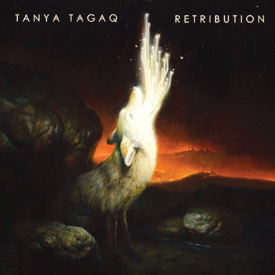 The 10 Best Album Cover Artworks of 2016: 03. Tanya Tagaq - Retribution